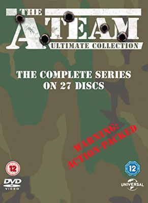 The A-Team Complete Series 1-5 (Downspec (Uk Import) Dvd New