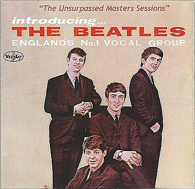 Introducing the Beatles ''The Unsurpassed Masters Sessions'' CD