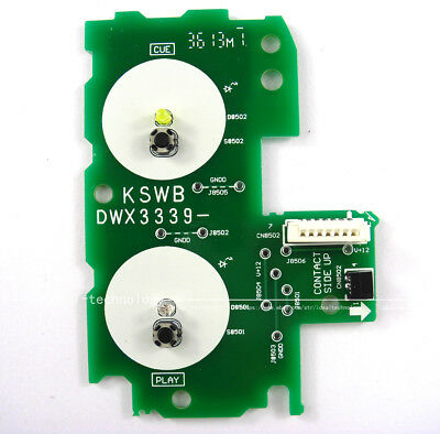 CDJ-2000NEXUS Play /Cue PCB Assy Circuit Board Part for PIONEER DWX3339,DWX 3339
