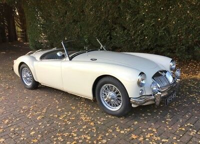 MGA 1800cc Roadster 5 speed
