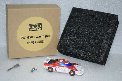 New Transformers toys Toyworld TW-GS01 Exhaust mini In stock