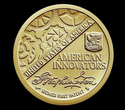 """2018 P American Innovation Introductory Dollar """"Brilliant Uncirculated"""" US Coin"""