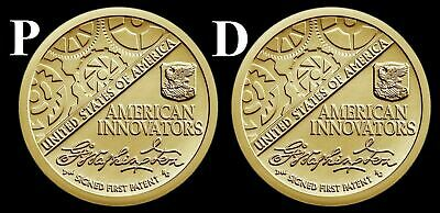 "2018 P & D American Innovation Introductory Dollar ""Brilliant Uncirculated"" US"