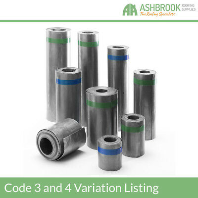 Lead Flashing | Code 3 & 4 | Sheet Lead | Lead Rolls | 1, 2, 3, 4, 5, & 6m Rolls