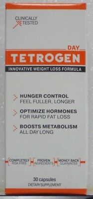 Day Tetrogen Innovative Weight Loss Formula Diet Supplement - 30 Capsules   New