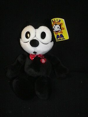 "15"" Plush Felix the Cat Stuffed Toy Doll"