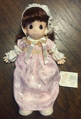 "Cute Precious Moments ""Taffy"" 17"" Collectible Cloth Doll w/Tag GUC"