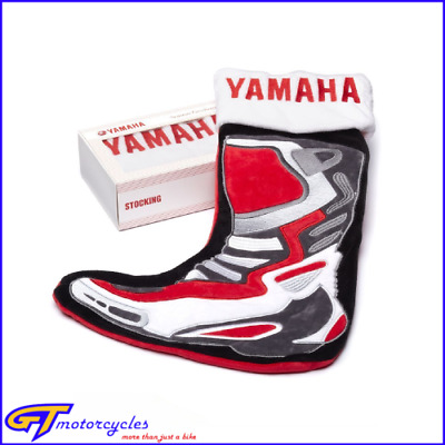 Genuine Yamaha Christmas XMAS Stocking | Supplied In Gift Box | OEM 2019 Stock