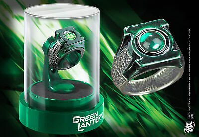 194268ded0c The Noble Collection Green Lantern Movie Replica 1 1 Hal Jordan´s Ring