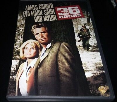 36 Hours (DVD, 2007) James Garner