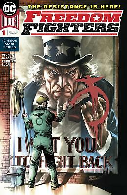 Freedom Fighters   #1-2 Choice of Issues & Covers   DC Comics   2018 - NM