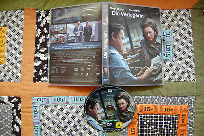 DVD wie neu - Steven Spielberg DIE VERLEGERIN / THE POST Meryl Streep, Tom Hanks