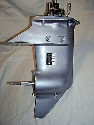 9.9 Hp Yamaha Outboard 4-Stroke, High Thrust Lower Unit New Impeller, Serviced