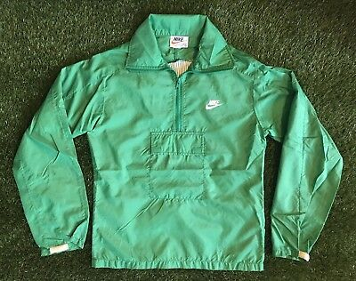 8507b0a690e7 VINTAGE 70S NIKE Orange Tag Made In USA Packable Pullover Jacket ...