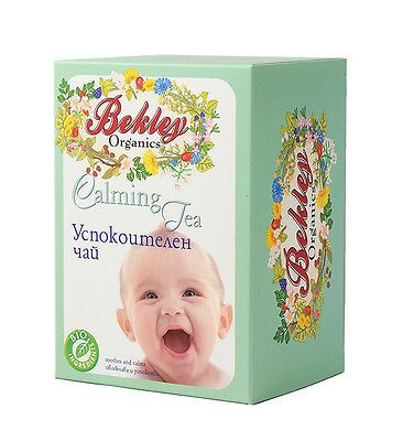 Organic Babies Calming Tea for baby 0+ / 20 sachets