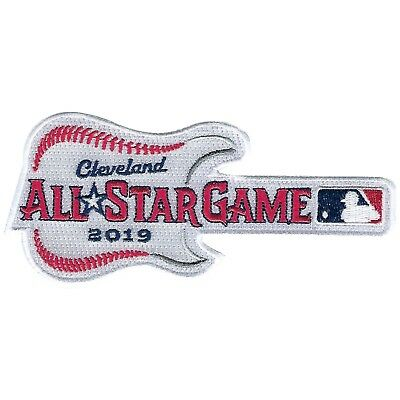 Official Licensed 2019 All Star Game ASG Sleeve Logo Patch Cleveland Indians