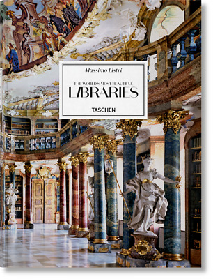 [SALE UNTIL 25/01] Massimo Listri: The World's Most Beautiful Libraries