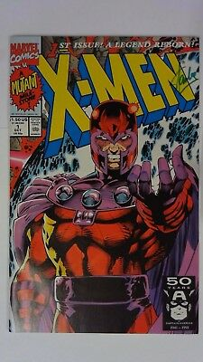 X-Men #1D 9.6 NM+ Signed by Stan Lee