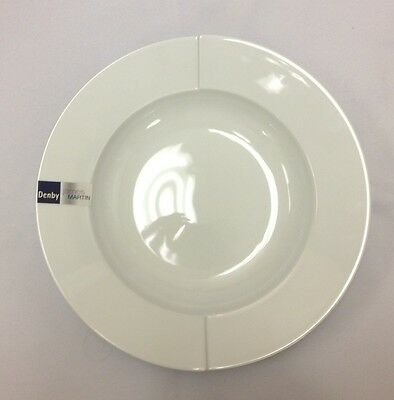 Denby James Martin Dine Salad Plate - Brand New with Tags