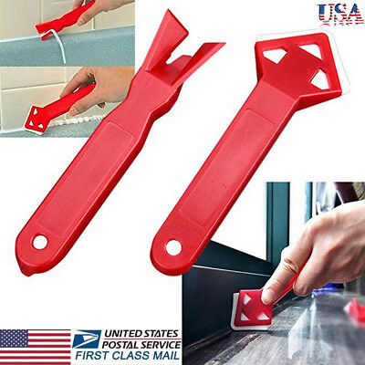 Hand Tools Scraper Utility Floor Cleaner Tile Cleaner Glue Residual Shovel 2X US