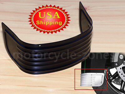 Motorcycle Accessories & Parts Covers & Ornamental Mouldings Confident Silver Front Fender Skirt For Harley Touring Tri Glide Models 2014-later With Original Equipment Fender Skirt Motorcycle Online Shop