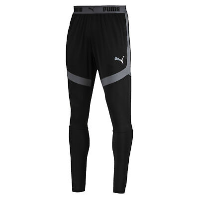 046aecaf5b5a PUMA FLICKER TECH Track Pants Men Knitted Pants Training New ...