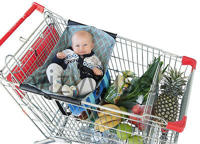 Baby Hammock For Shopping Cart Supermarket Trolley High Chair Cover Seat Sling
