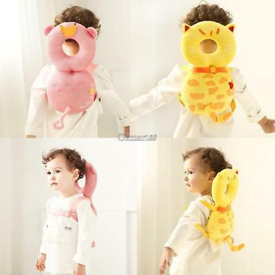 Adjustable Pillow Baby Head Shoulder Mat Cushion Protector Safety Pad OK 03