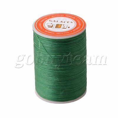 Terylene 0.35mm Dia Leather Sewing Waxed Thread Cord for Leather Craft