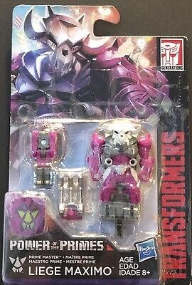 2B3 Transformers Power of the Primes Prime Master Liege Maximo Skullgrin