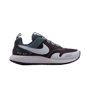 Mens NIKE AIR PEGASUS AT WINTER Blue Fox Trainers 924497 400