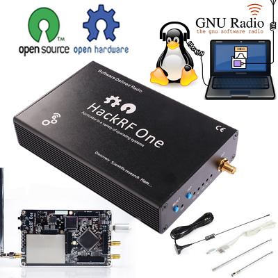 HackRF one Software Defined Radio SDR 1MHz to 6 GHz Signal Transceiver Open AU