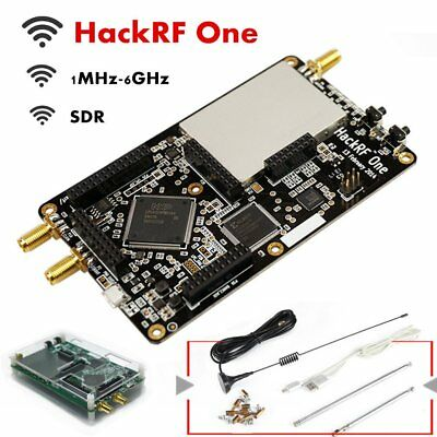 HackRF One 1MHz to 6GHz SDR Platform Software Defined Radio Signal Transceiver U