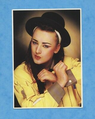 Carte Postale Postcard CULTURE CLUB - BOY GEORGE