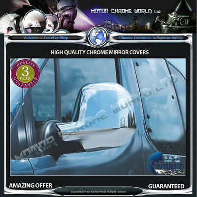 CITROEN BERLINGO CHROME MIRROR COVERS HIGH QUALITY 3y GUARANTEE 2008-2013 OFFER