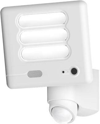 Lutec Esa 25W Wi-Fi Led Security Light With Built In Hd Camera. 6255 Cam