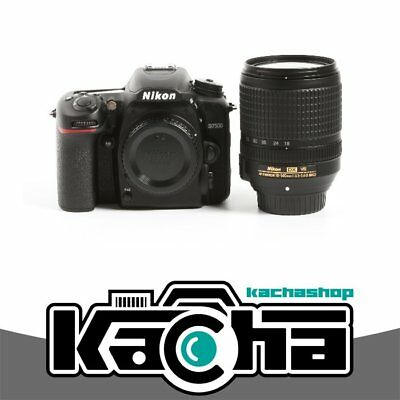 NUEVO Nikon D7500 Digital SLR Camera + AF-S DX 18-140mm f/3.5-5.6G ED VR