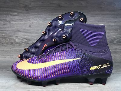 online store b5c7d 710c1 NIKE MERCURIAL SUPERFLY V AG-PRO 831955-585 Purple Dynasty ...