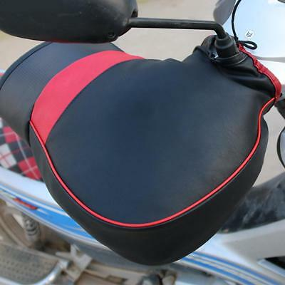 Waterproof Winter Motorcycle Motorbike Handle Bar Cover Muffs Hand Cover Gloves