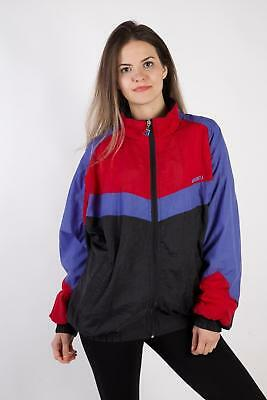 Vintage Masita Tracksuits Top Shell Sportlife Style  Retro XL Multi - SW2317