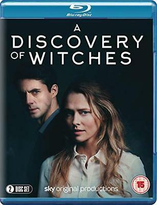 A Discovery of Witches [Blu-ray] [DVD][Region 2]