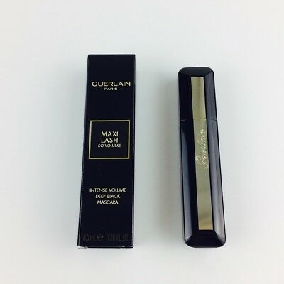 fb5851daf6b Guerlain Cils Denfer Maxi Lash So Volume Mascara Volume Intense 01 Noir  8,5ml.