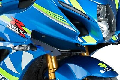 Puig Spoiler Laterale Downforce Suzuki Gsx-R1000/r 2017 Nero