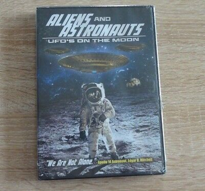 New Sealed Aliens and Astronauts DVD! UFO's on the Moon! Sector 5