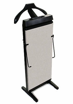 The Corby 3300 Trouser Press in Satin Chrome