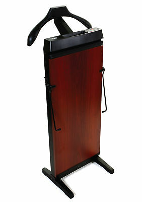 The Corby 3300 Trouser Press in Mahogany