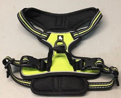 TRUE LOVE Adjustable No-Pull Dog Harness Reflective Pup Vest  Small READ/See Pic