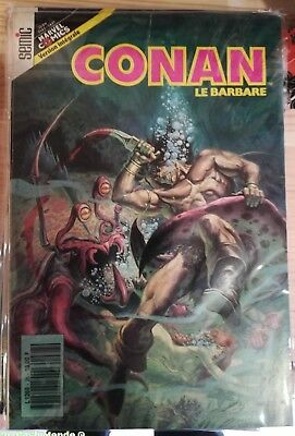 Bd Conan Le Barbare N°28 Marvel Semic France