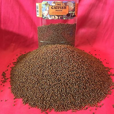 CATFISH SINKING PELLETS 2 KG Bottom Feeders Food Tropical