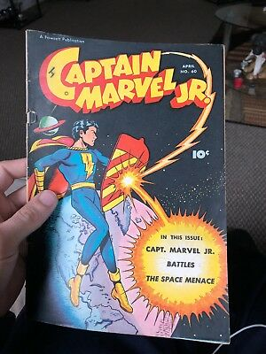 Whiz 68 1945 Captain Marvel Shazam Golden Age 218 75 Picclick